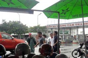 Thông tin ngược vụ cò xe lộng hành ở Đà Nẵng