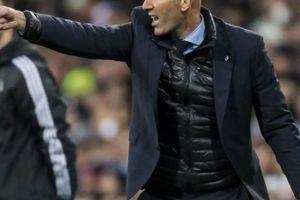 TIẾT LỘ: Chủ tịch Real âm thầm tiếp cận HLV Zidane và cái kết