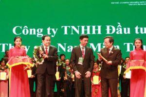 Nam Miền Trung tiếp tục được vinh danh 'Doanh nghiệp vì nhà nông'