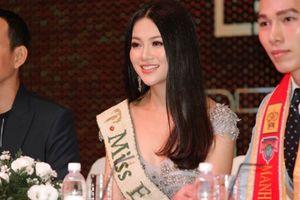Phương Khánh trả lời vụ 3 người đẹp 'Miss Earth' bị quấy rối