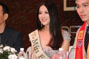 Vụ 3 người đẹp 'Miss Earth' bị quấy rối tình dục: Phương Khánh tiết lộ bất ngờ