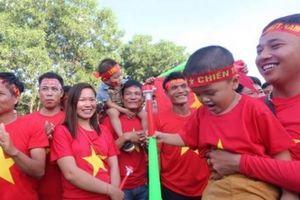 Giật mình với giá vé trên MXH trận Việt Nam vs Malaysia