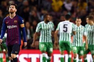 Messi lập cú đúp ngày trở lại, Barca vẫn thua muối mặt 3-4