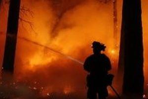 Cháy rừng tiếp tục 'hoành hành' tại California