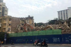 Vì sao dự án cải tạo chung cư cũ trên 'đất vàng' ở Hà Nội chậm tiến độ?