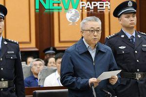 Trung Quốc: 'Kẻ thao túng pháp luật' ngã ngựa, kéo 100 quan tham đi theo