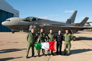 Ngân sách khó khăn, Italia kéo dài hợp đồng mua F-35