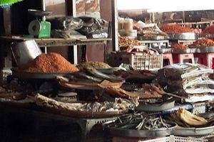 Phát hiện một số loại khô 'ngậm' chất dùng làm thuốc trừ sâu ở Cà Mau