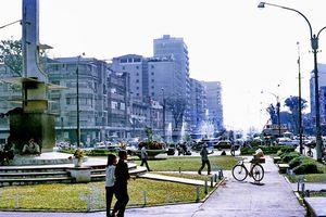 Góc nhìn lạ về Sài Gòn năm 1971 của Mike Vogt