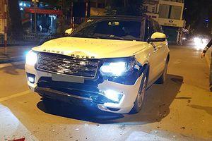 Zotye nhái Range Rover móp đầu do 'hôn mông' Kia Morning