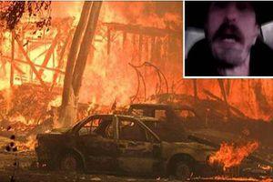 Thảm họa cháy rừng California: Hoảng hồn thấy thi thể cháy đen trong ôtô
