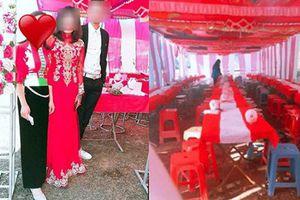 Cô dâu biến mất trước ngày cưới cùng 9 triệu đồng