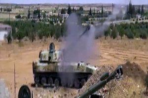 Quân đội Syria giáng đòn khủng bố tại Hama, trận chiến Idlib cận kề