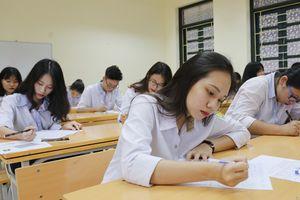 Chuẩn bị điều kiện tổ chức tốt kỳ thi THPT quốc gia