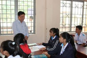 Tập trung nâng cao chất lượng GD các trường phổ thông dân tộc nội trú