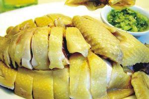 Món ngon mỗi ngày: Cách làm gà hấp hành nóng hổi thơm ngon