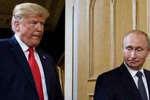 Nga: Pháp cản trở kế hoạch tổ chức cuộc gặp Trump - Putin tại Paris