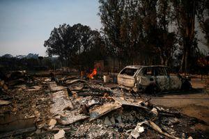 California cháy rừng nghiêm trọng nhất lịch sử