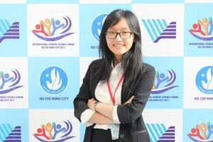 'Sinh viên 5 tốt' là tài sản quý: Cô gái Việt theo học nano ở Pháp