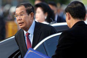 Ông Hun Sen chấp nhận lời thách đố 'từ chức'