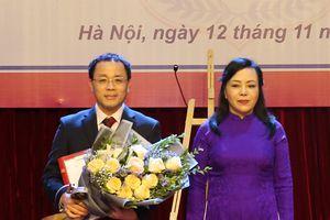 Trường đại học Y Hà Nội có hiệu trưởng mới