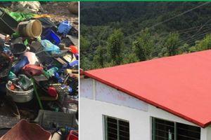 Chất thải nhựa có thể biến thành nhà với giá chỉ 280 USD
