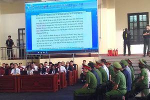 Một buổi không đọc hết cáo trạng tại phiên xử Phan Văn Vĩnh và các bị cáo trong đại án Rickvip