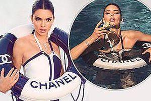 Em gái Kim Kardashian siêu gợi cảm với thần thái hút hồn