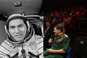 Anh hùng Phạm Tuân kể lại kỷ niệm không quên khi bay lên vũ trụ