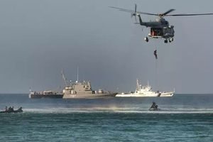 Ấn Độ-Singapore tập trận quy mô lớn ở Ấn Độ Dương