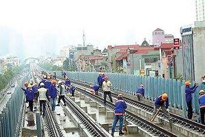 Hà Nội: Vận hành, khai thác đường sắt đô thị từ năm 2020