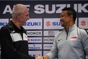 HLV Sven-Goran Eriksson thừa nhận 'ngán' Singapore