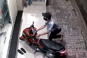 Hai đối tượng trộm cắp hàng loạt hộp đen xe máy liên tỉnh