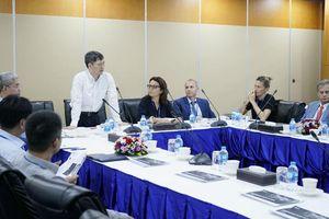 Mô hình LNG cho tổ hợp khí-điện tại Sơn Mỹ – Bình Thuận