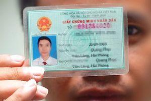 Mất chứng minh thư cũ có được cấp thẻ căn cước công dân?