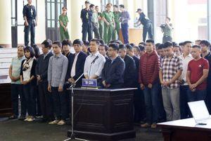 Những bị cáo được chú ý nhất trong phiên tòa xét xử 2 cựu tướng công an