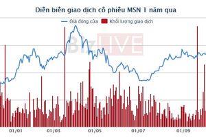 Sau tập đoàn của Hàn Quốc, Quỹ Chính phủ Singapore chi hơn 100 triệu USD mua cổ phiếu Masan