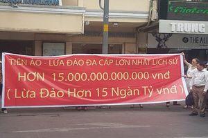Vụ sập bẫy tiền ảo: 32.000 người có bị mất 15.000 tỷ đồng?