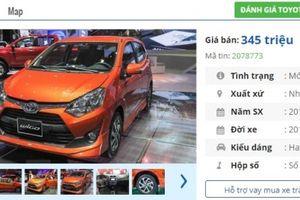 Toyota Wigo 345 triệu vừa ra mắt đã hút hàng nghìn khách Việt, 'lật đổ' Grand i10