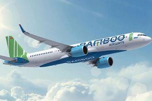 Bamboo Airways chính thức được khai thác tới 10 tàu bay quốc tế, nội địa