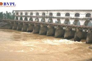Sông Cầu Đỏ bị nhiễm mặn, người dân thiếu nước sinh hoạt trong nhiều ngày