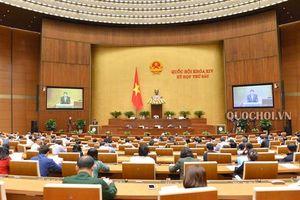 Quốc hội thông qua mức trần đầu tư công 2.000.000 tỷ đồng