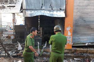 Khởi tố đối tượng đốt cửa hàng hoa khiến 2 người tử vong