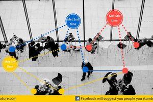Facebook sẽ thêm tính năng gợi ý bạn bè với những người đứng quanh bạn