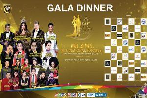 Nữ hoàng sắc đẹp Trần Huyền Nhung bận rộn chuẩn bị cho MR & MS International Business trước thềm chung kết