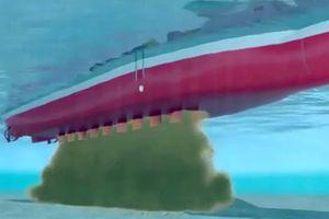 Hòa Phát nhận chìm 15 triệu m3 vật chất xuống biển bằng công nghệ nào?
