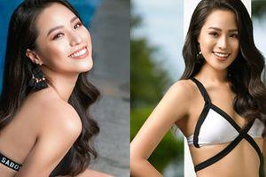Cô gái sinh năm 2000 có body nóng bỏng và mặc bikini đẹp hơn cả Hoa hậu Trần Tiểu Vy