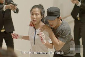 'Du cờ lâu tu mất bờ lút' - diễn viên 'Hậu duệ mặt trời' bản Việt nói tiếng Anh khiến khán giả xem mà cười đứt hơi