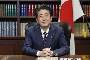 Thủ tướng Nhật Bản Shinzo Abe chuẩn bị công du Australia