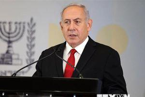 Thủ tướng Israel vội vã trở về từ Pháp do tình hình tại Dải Gaza
